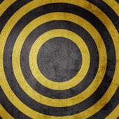 Fekete és sárga, kerek, grunge, háttér