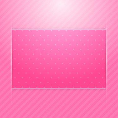 Vector pink background,  vector illustration stock vector