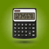 Vektorové ilustrace vektorové kalkulačka