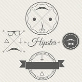 Hipster style background. vector illustration