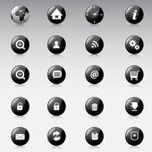 Web-Icons, Vektordesign
