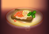 Sushi vektor Art, design vektor