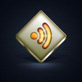 ikona webu. vektorové ilustrace