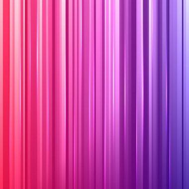 Purple aurora borealis background stock vector
