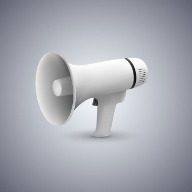 Megaphone icon  vector illustration stock vector