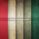Vector vintage striped background
