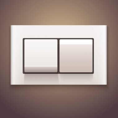 Switch Off vector illustration stock vector