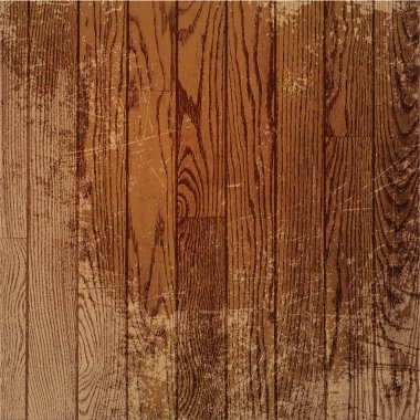 Wood texture. Vector background. stock vector