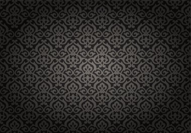 Vintage seamless pattern. vector  illustration stock vector
