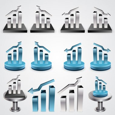 Success graphics. Vector Illustration stock vector
