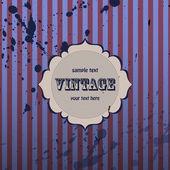 Vector-vintage háttér. vektoros illusztráció