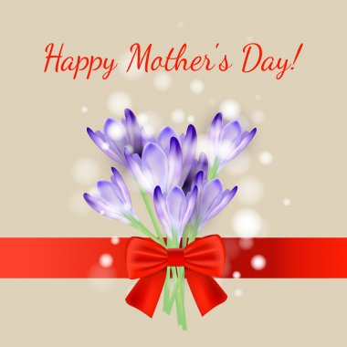 Happy Mother's day vector stock vector