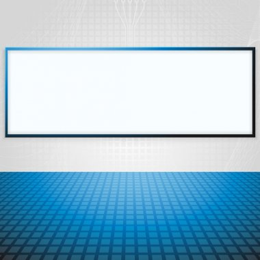White and blue texture stock vector
