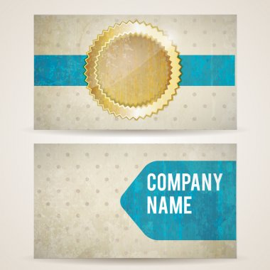 Vintage frame vector illustration stock vector