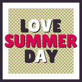 Szerelem a nyári nap háttér