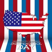 symboly den nezávislosti USA
