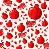 ízletes gyümölcsöt vektoros illusztráció