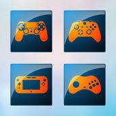 Videojáték ikonok beállítása