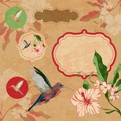 Címke: a madár és a virágok