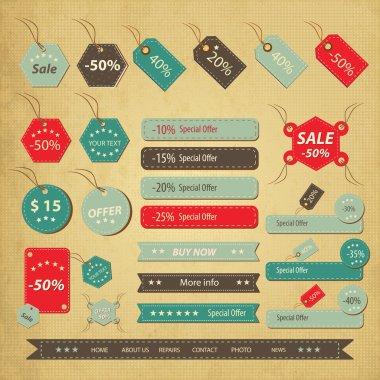 Shop badge vector illustration stock vector
