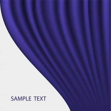 Purple abstract vector background stock vector