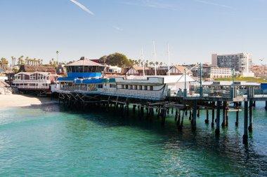 Fisherman's Wharf in Redondo Beach