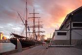 Sydney dědictví flotila