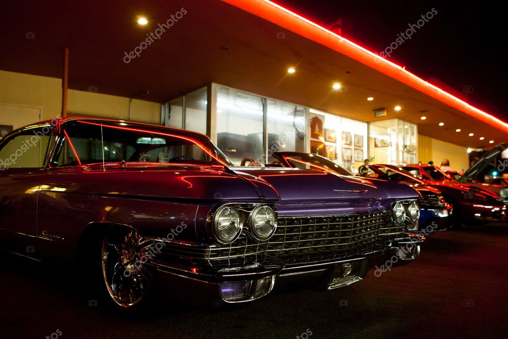 American Classic cars – Stock Editorial Photo © filedimage #39174699