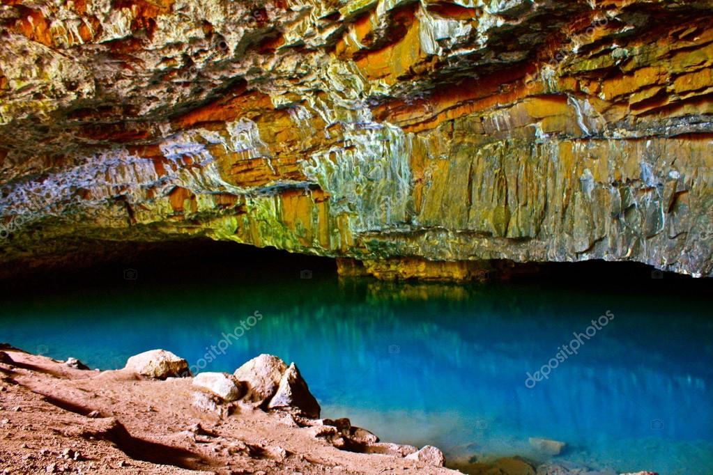 Blue Room Höhle