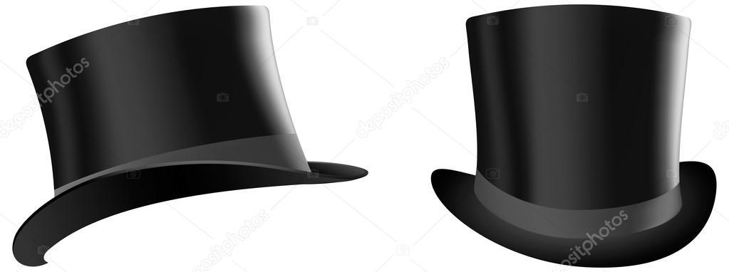 cappello a cilindro — Vettoriali Stock © Ekaterina88  31101585 4979dc8fb33e