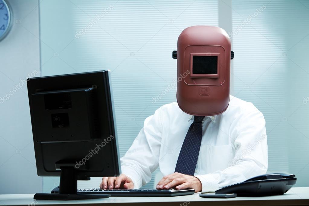 Weird Office Stock Photos 9