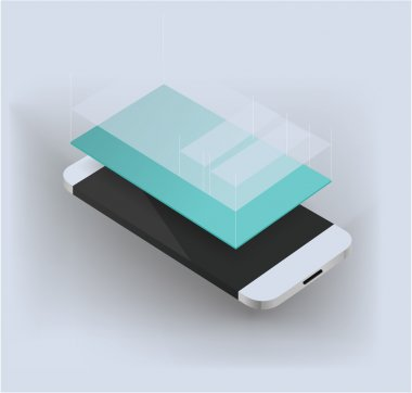smartphone illustration