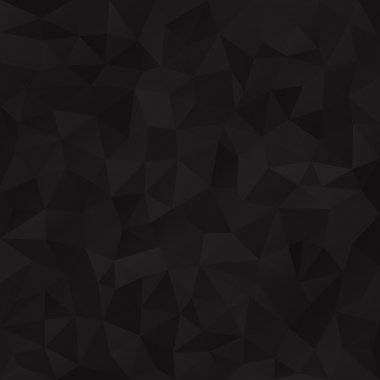 Geometric black background