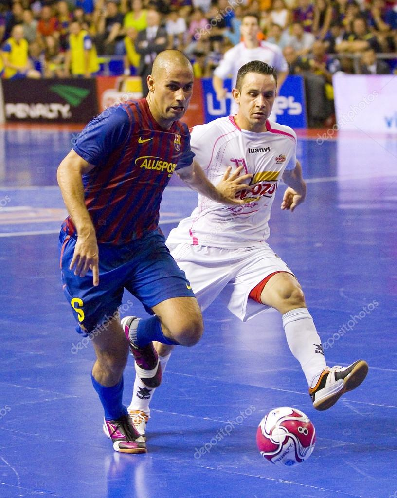 Мини- футбол испании барселона