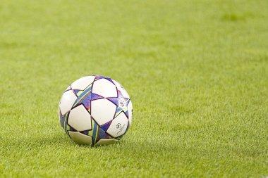 European football ball