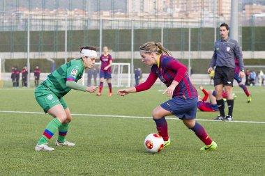 FC Barcelona women's football match
