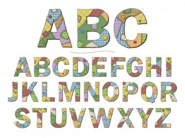 Patchwork Font