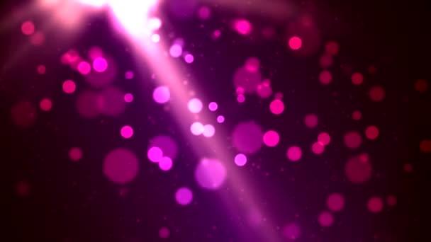 částicové pozadí - smyčka