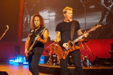 Metallica at Moscone Center 2011