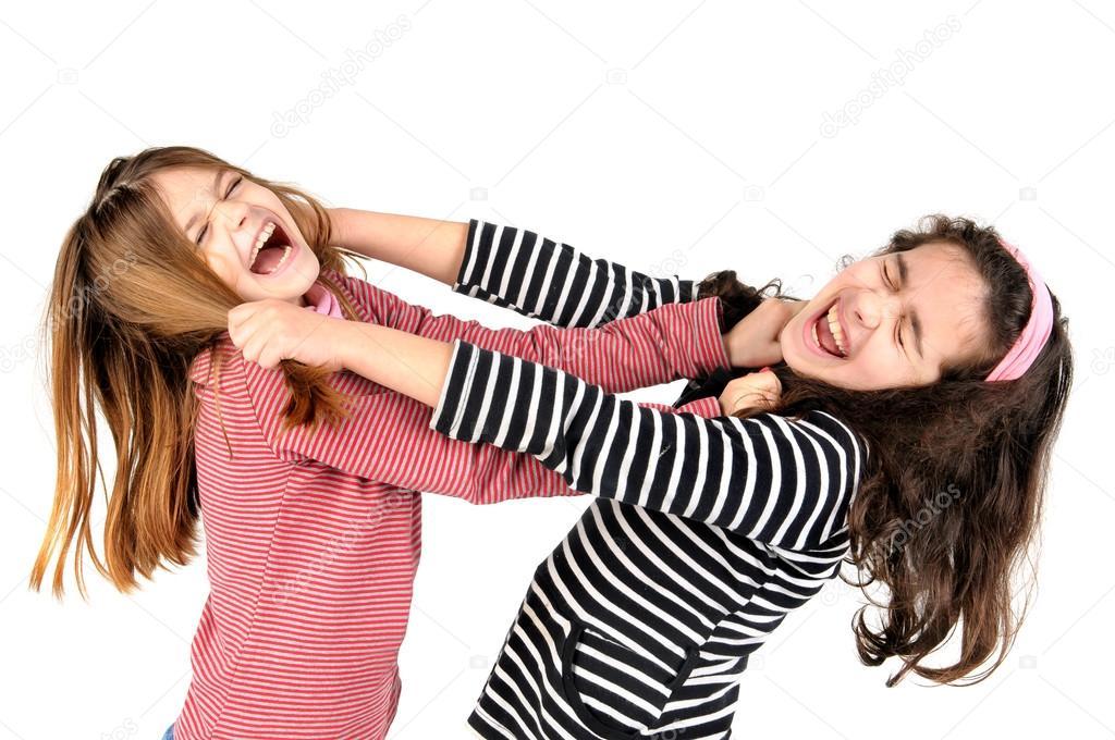 pelea de chicas