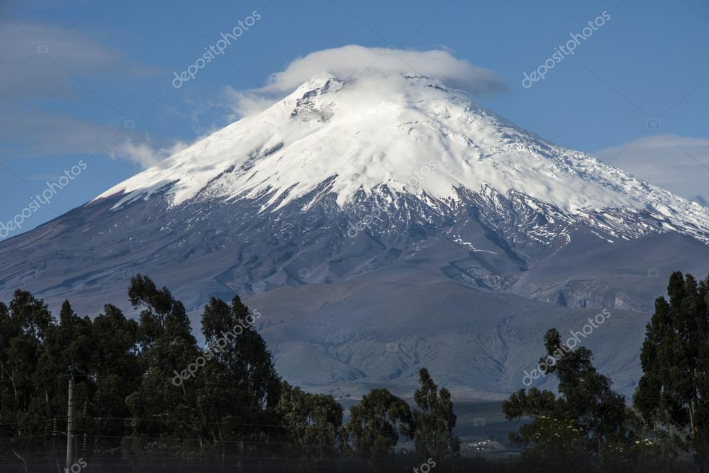 Cotopaxi Volcano, Andean Highlands of Ecuador