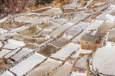 Salinas de Maras, the traditional inca salt field