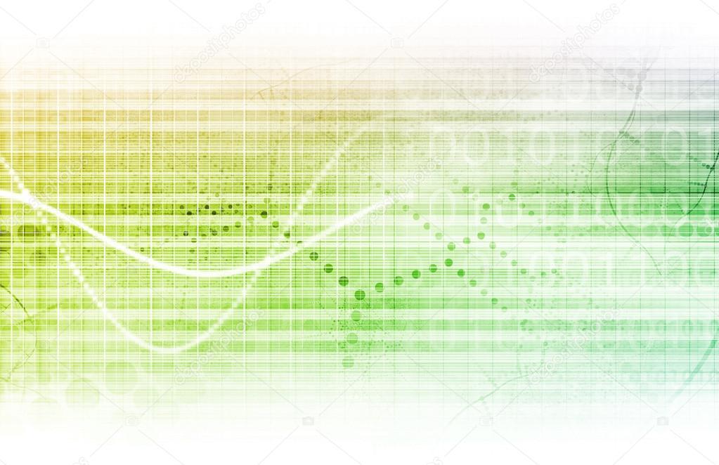 wissenschaftliche Forschung Diagramm — Stockfoto © kentoh #31866831