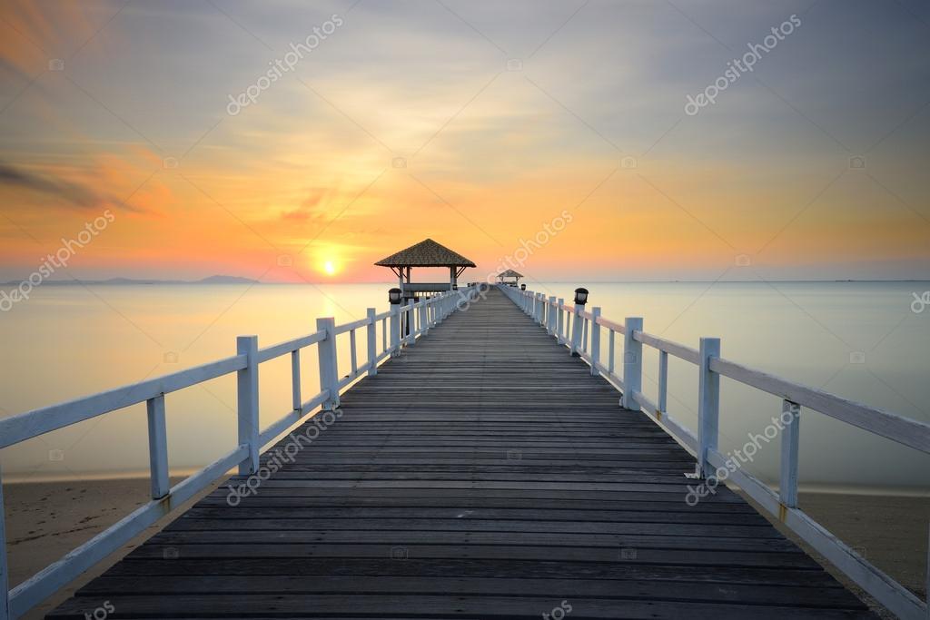 Path on the beach