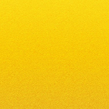 Seamless texture with plastic effect. Yellow color blank surface background with space for text, sign and luxury style design.