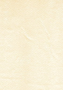 Watercolor paper old texture with damages, folds and scratches. Vintage empty beige background with space for text. clip art vector