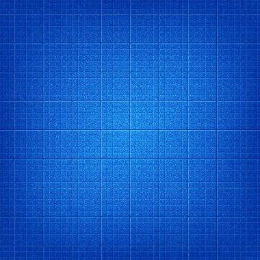 Blueprint seamless texture. Empty paper sheet. Background pattern with noise effect for web internet project. This image for clip-art design element is a bitmap copy of my vector illustrations. stock vector