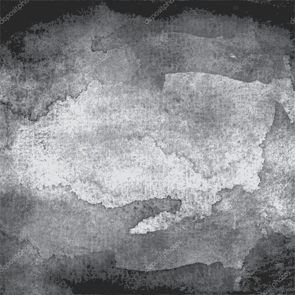fondo de textura negro macro acuarela teln de fondo en escala de grises aquarelle abstracta