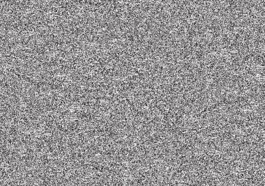Seamless texture with noise effect television grainy for background. Black and white template size square format. . TV screen no signal. This image is a bitmap copy my vector illustration