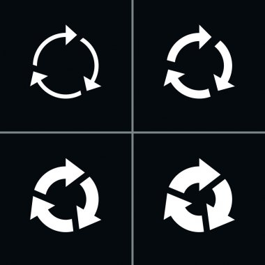 4 arrow  refresh reload rotation loop sign